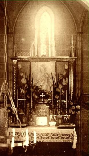 A Bánszki Tamás-féle oltárkép