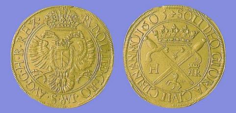 1594-es érme a hónap műtárgya